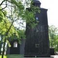 Kościół parafialny w Łubowie