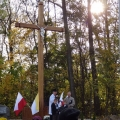 Poświęcenie Krzyża w Fałkowie 20.10.2013r.