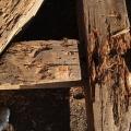 Wieża - prace remontowe