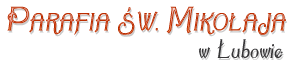 Parafia Łubowo